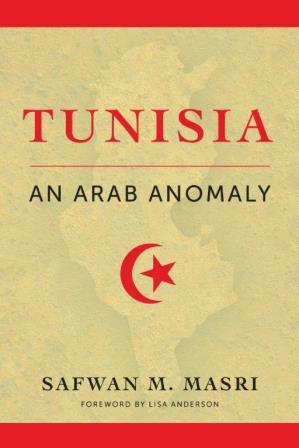 Dr. Masri's Tunisia book cover